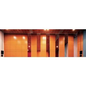 Compartimentare sala de spectacol cu perete mobil